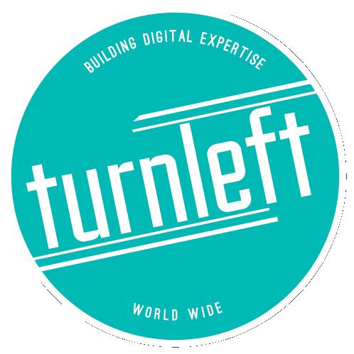 Turn Left Digital